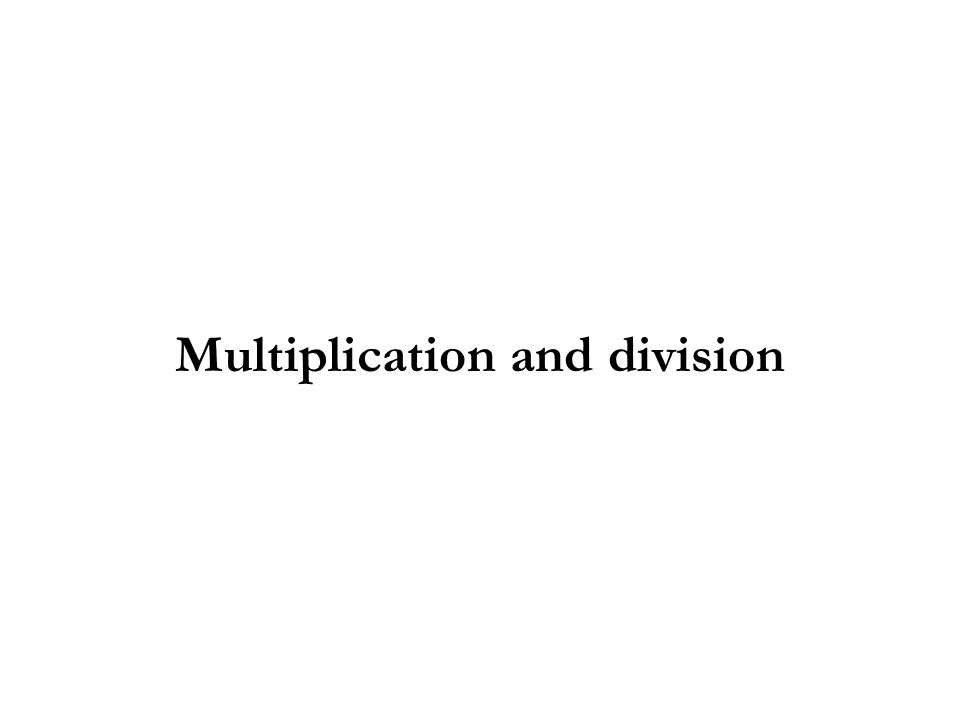 117 MUL instruction The MUL (unsigned multiply) instruction multiplies an 8-, 16-, or 32-bit operand by either AL, AX, or EAX.
