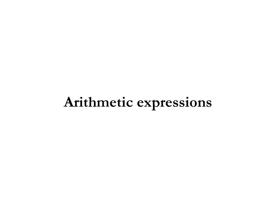 128 Implementing arithmetic expressions Some good reasons to learn how to implement expressions: –Learn how compilers do it –Test your understanding of MUL, IMUL, DIV, and IDIV –Check for 32-bit overflow Example: var4 = (var1 + var2) * var3 mov eax,var1 add eax,var2 mul var3 jo TooBig; check for overflow mov var4,eax; save product