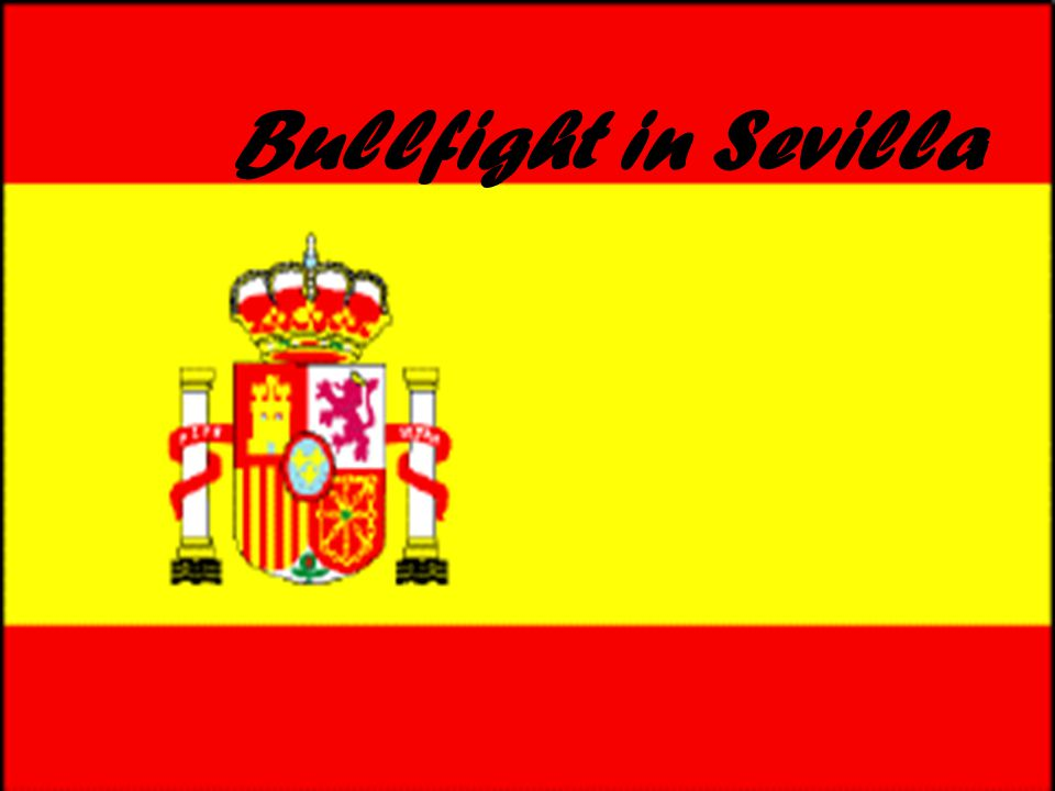 Bullfight in Sevilla