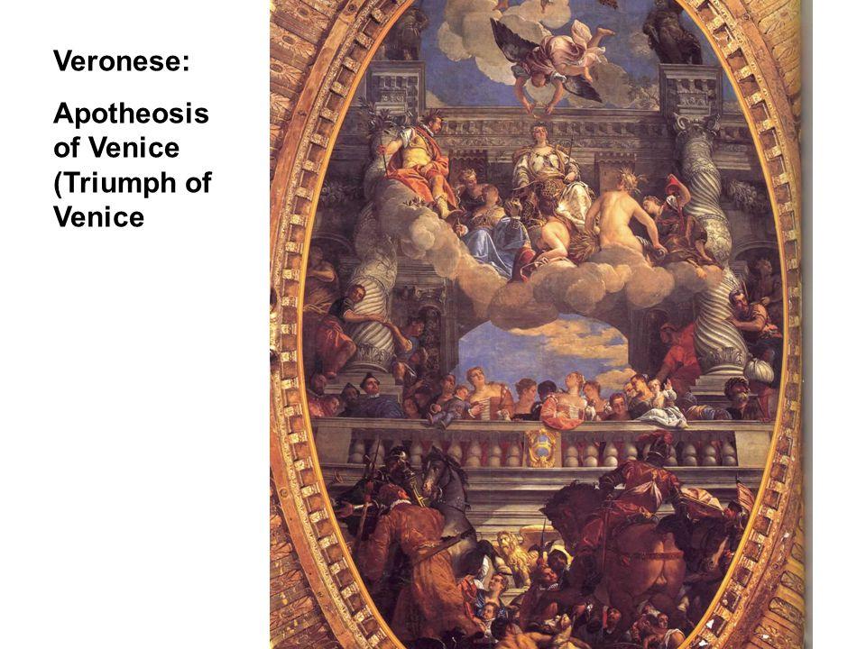 Veronese: Apotheosis of Venice (Triumph of Venice