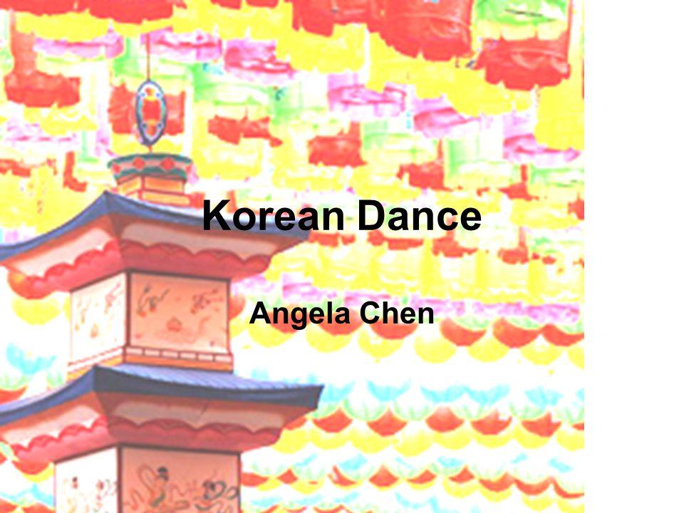 Korean Dance Angela Chen