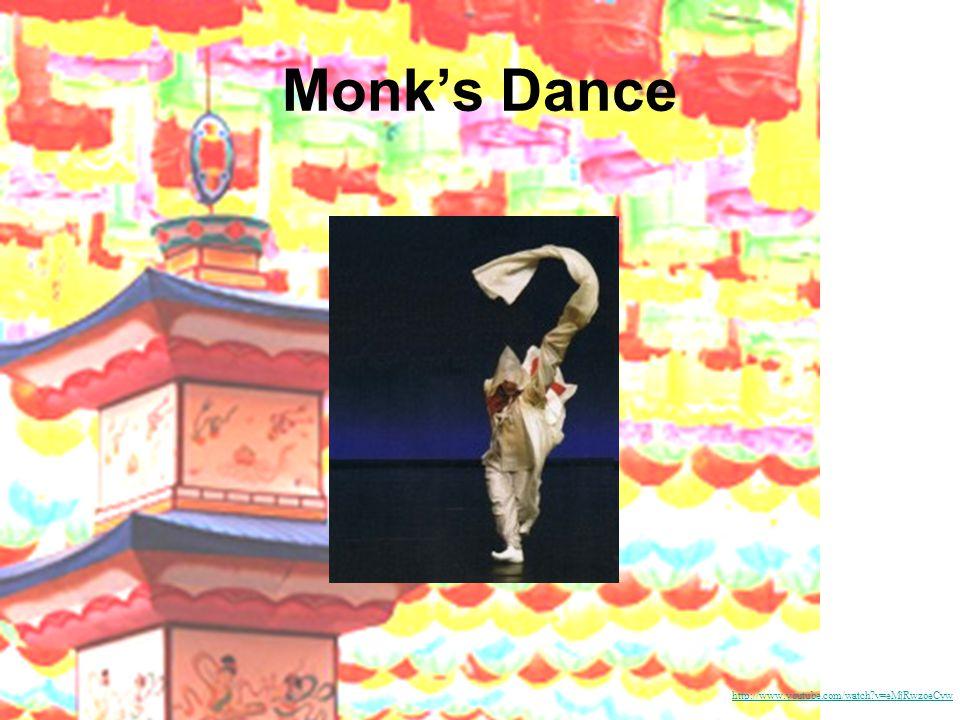 Monk's Dance http://www.youtube.com/watch?v=eMjRwzoeCyw