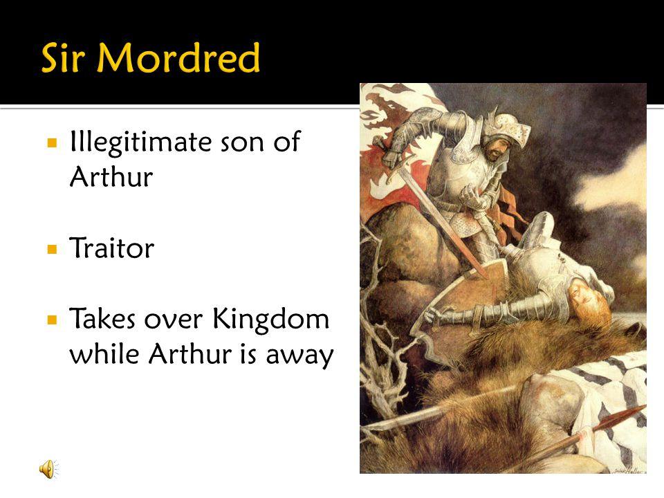  King Arthur's nephew  Defender of the poor  Ladies man