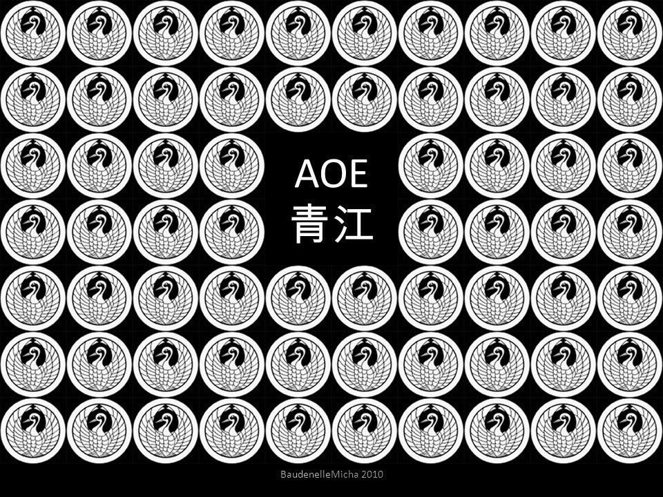 AOE 青江 BaudenelleMicha 2010