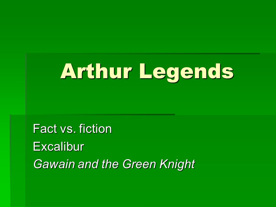 Importance  In 1066 William the Conquer claimed that he was in fact a descendant of Arthur.