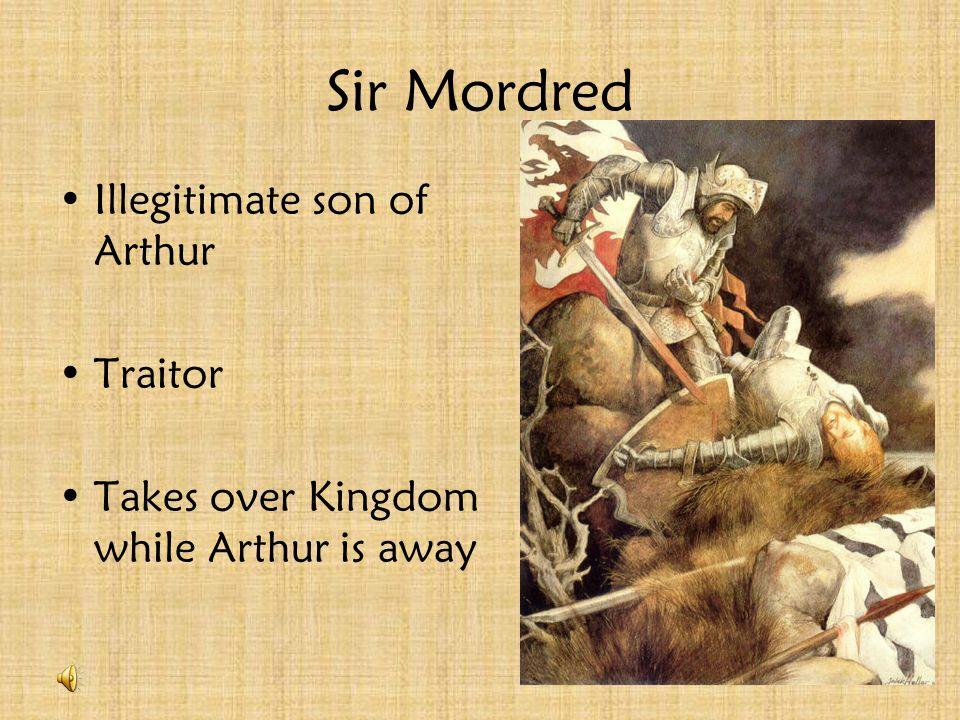 Sir Gawain King Arthur's nephew Defender of the poor Ladies man