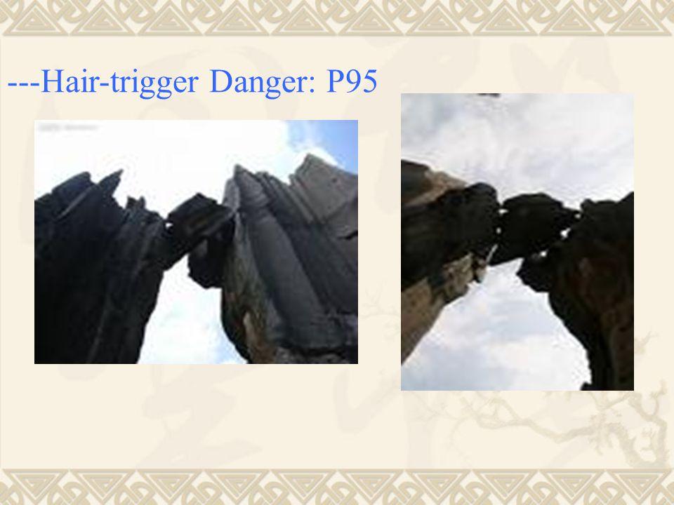 ---Hair-trigger Danger: P95
