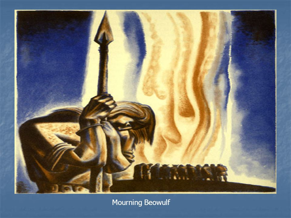Mourning Beowulf