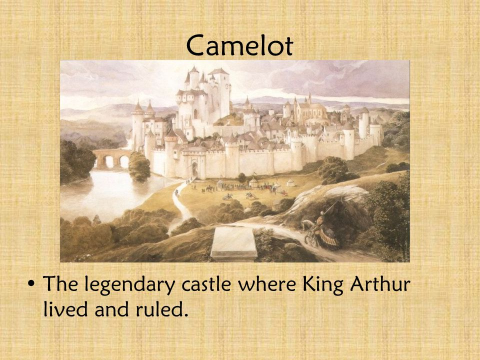 Take place in Great Britain Fictional Legends with many different versions Legends begin to form around 5 th -6 th century (400 AD-500 AD)