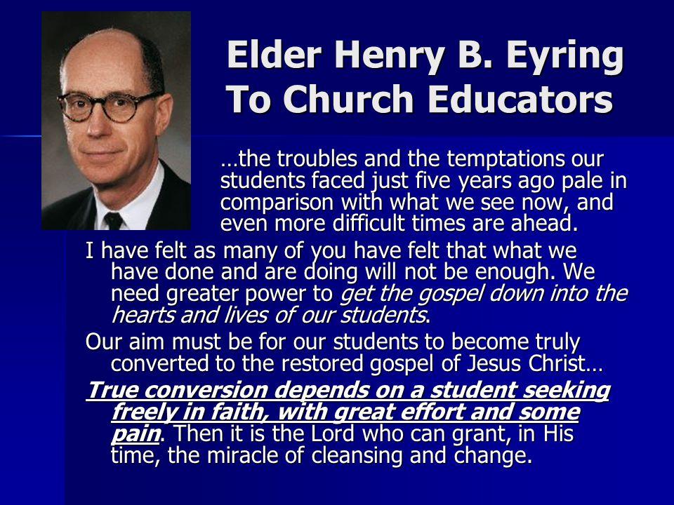 Elder Henry B.