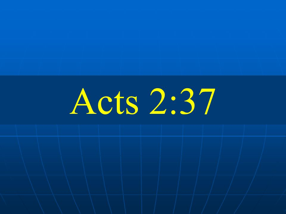 Acts 2:37