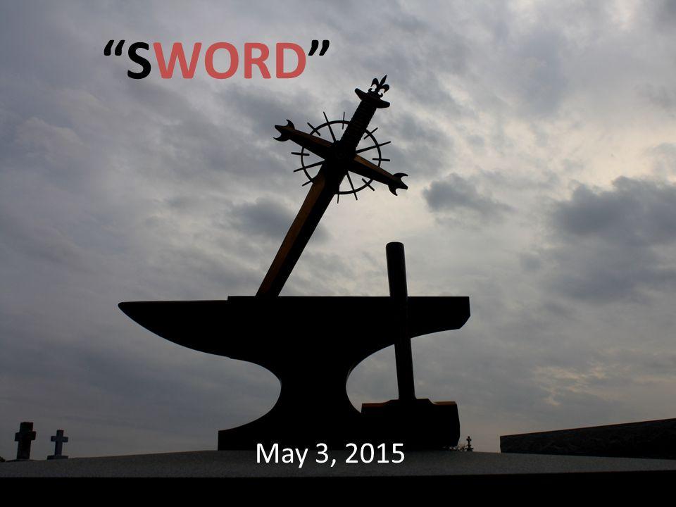 SWORD May 3, 2015