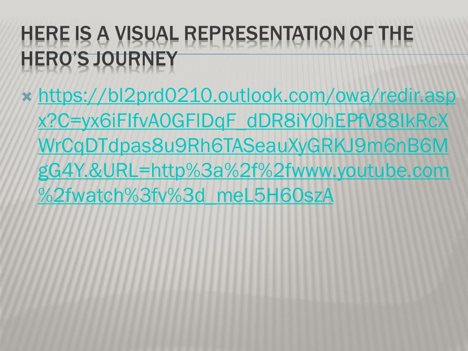  https://bl2prd0210.outlook.com/owa/redir.asp x C=yx6iFIfvA0GFlDqF_dDR8iY0hEPfV88IkRcX WrCqDTdpas8u9Rh6TASeauXyGRKJ9m6nB6M gG4Y.&URL=http%3a%2f%2fwww.youtube.com %2fwatch%3fv%3d_meL5H60szA https://bl2prd0210.outlook.com/owa/redir.asp x C=yx6iFIfvA0GFlDqF_dDR8iY0hEPfV88IkRcX WrCqDTdpas8u9Rh6TASeauXyGRKJ9m6nB6M gG4Y.&URL=http%3a%2f%2fwww.youtube.com %2fwatch%3fv%3d_meL5H60szA