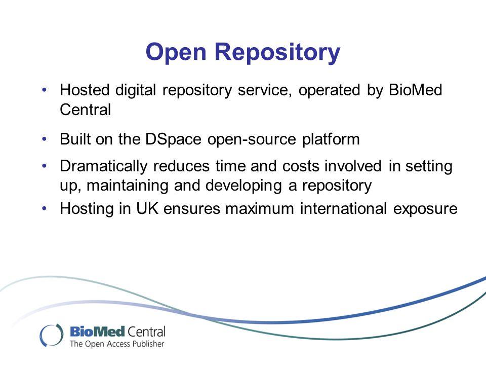 Open Repository