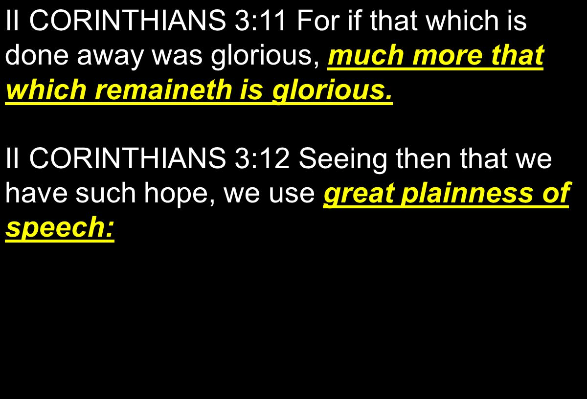 Hidden in Plain View testify unto you these things in the churches.