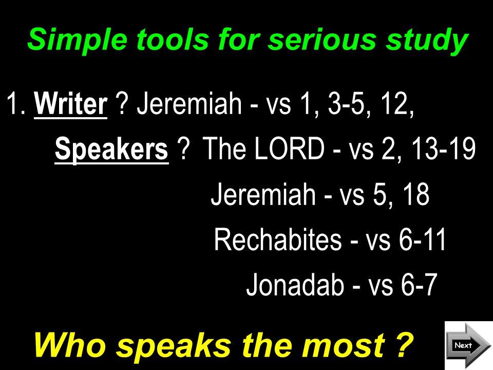 Let's look in the Book .2. Readers . Judah & Jerusalem - v13 Hearers .