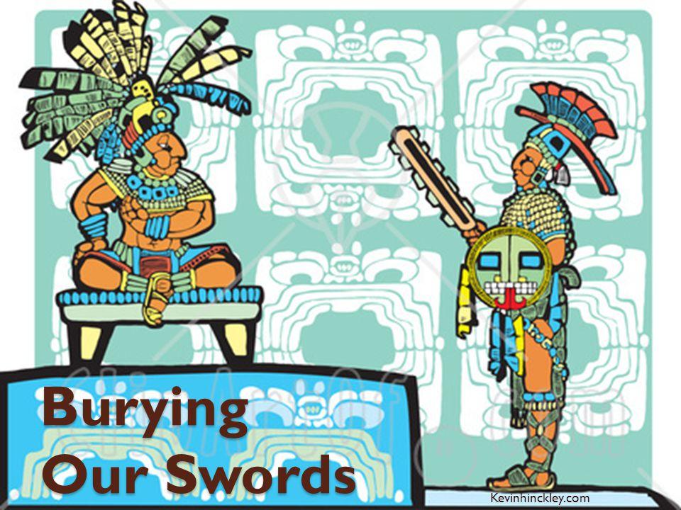 Burying Our Swords Kevinhinckley.com