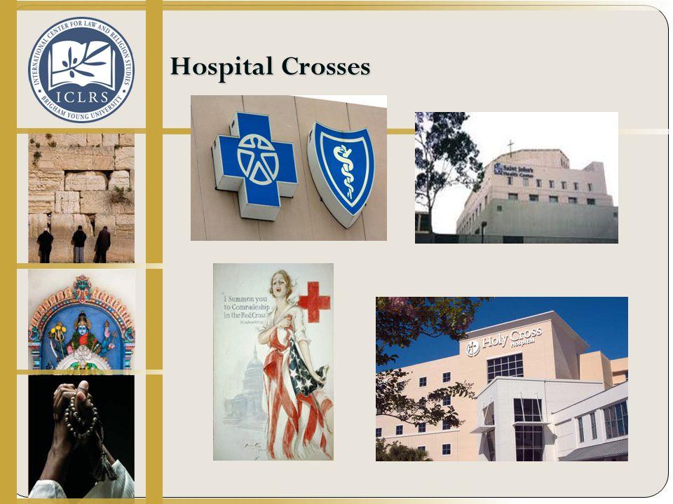 Hospital Crosses