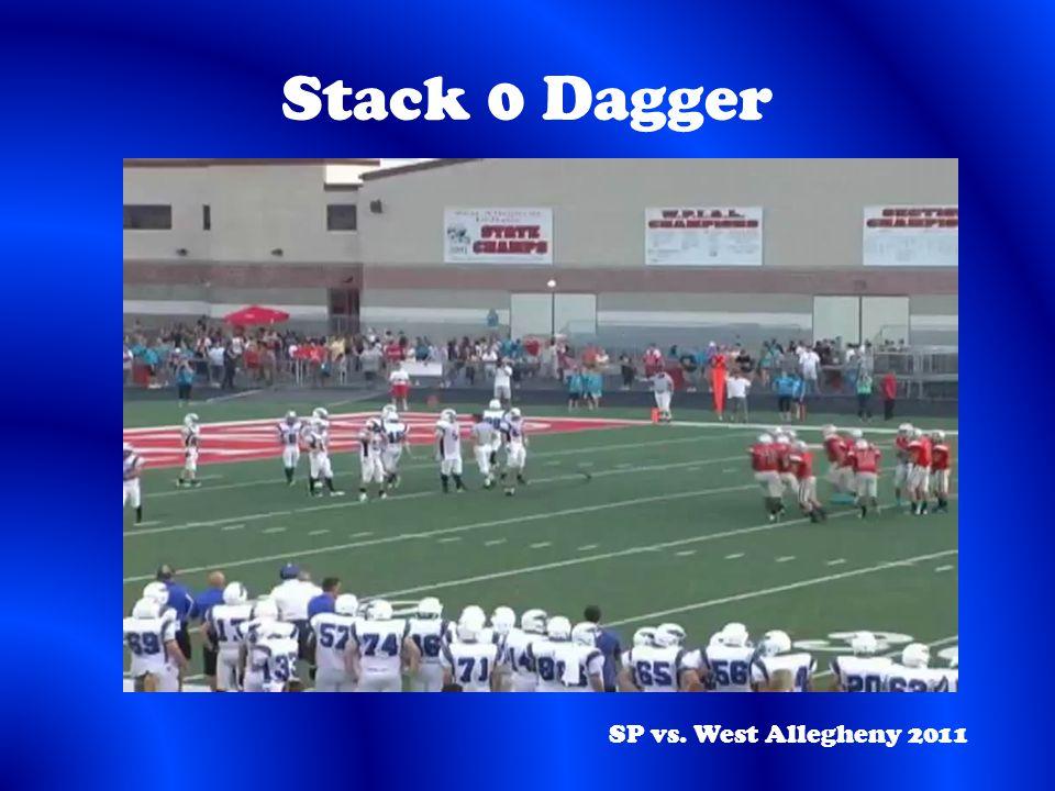 Stack 0 Dagger SP vs. West Allegheny 2011