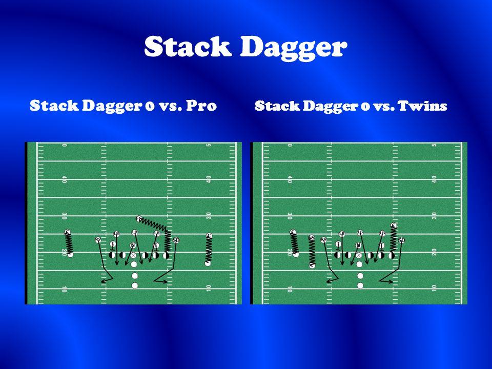 Stack Dagger Stack Dagger 0 vs. Pro Stack Dagger 0 vs. Twins