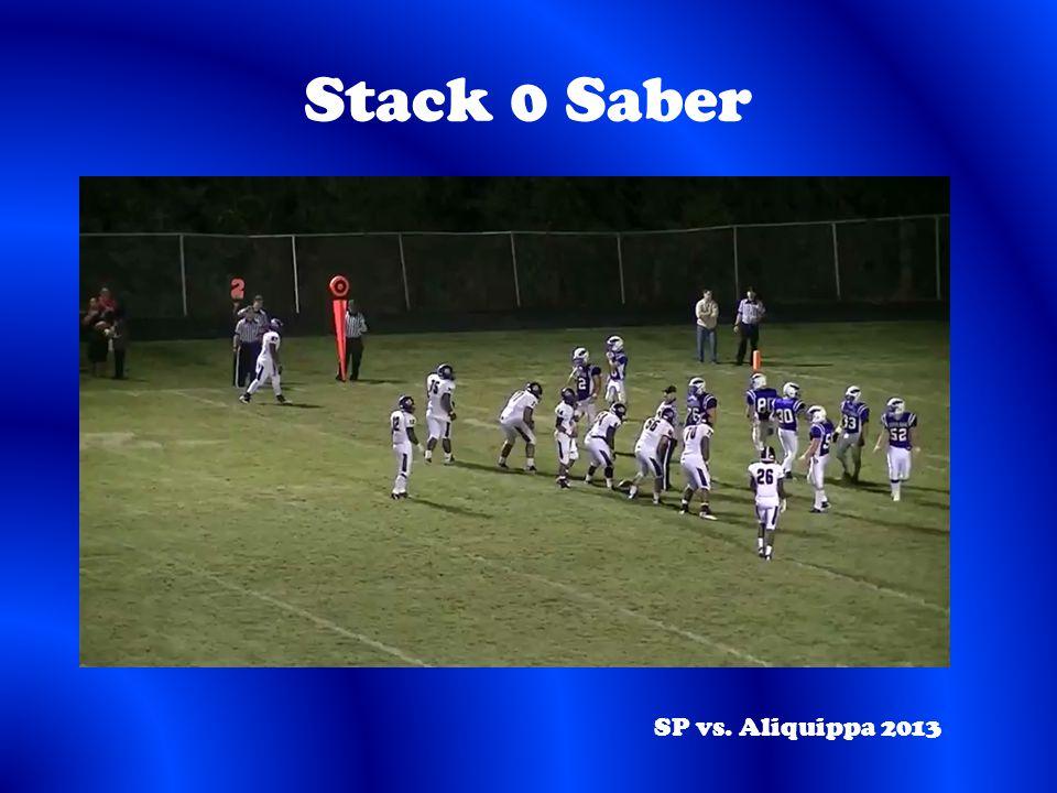 Stack 0 Saber SP vs. Aliquippa 2013