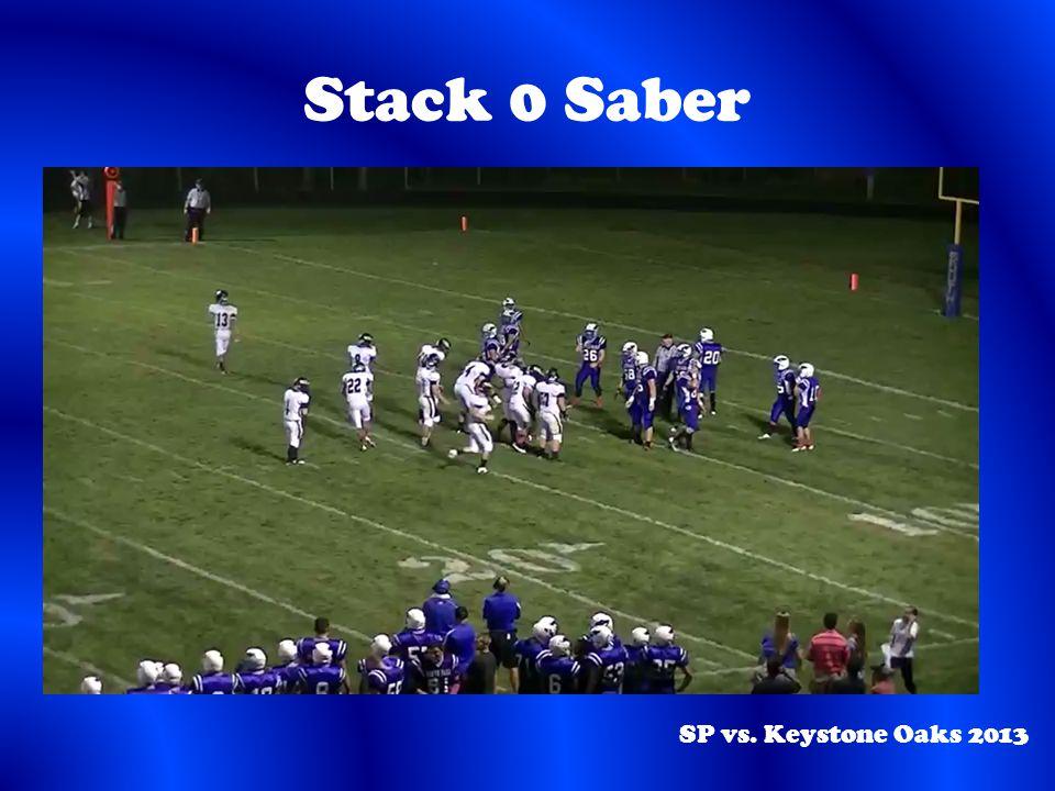 Stack 0 Saber SP vs. Keystone Oaks 2013