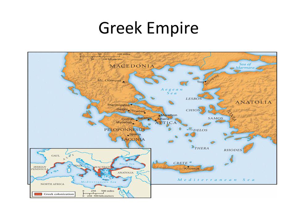 Greek Empire