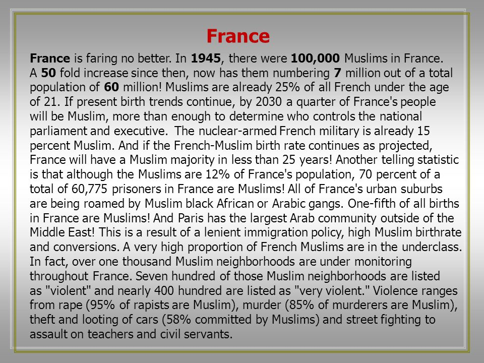 Unbelievable, this is not in the street of some Muslim country but in Europe !