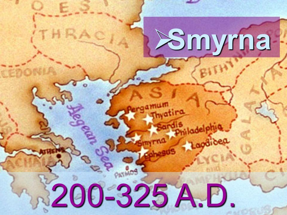  Smyrna 200-325 A.D.