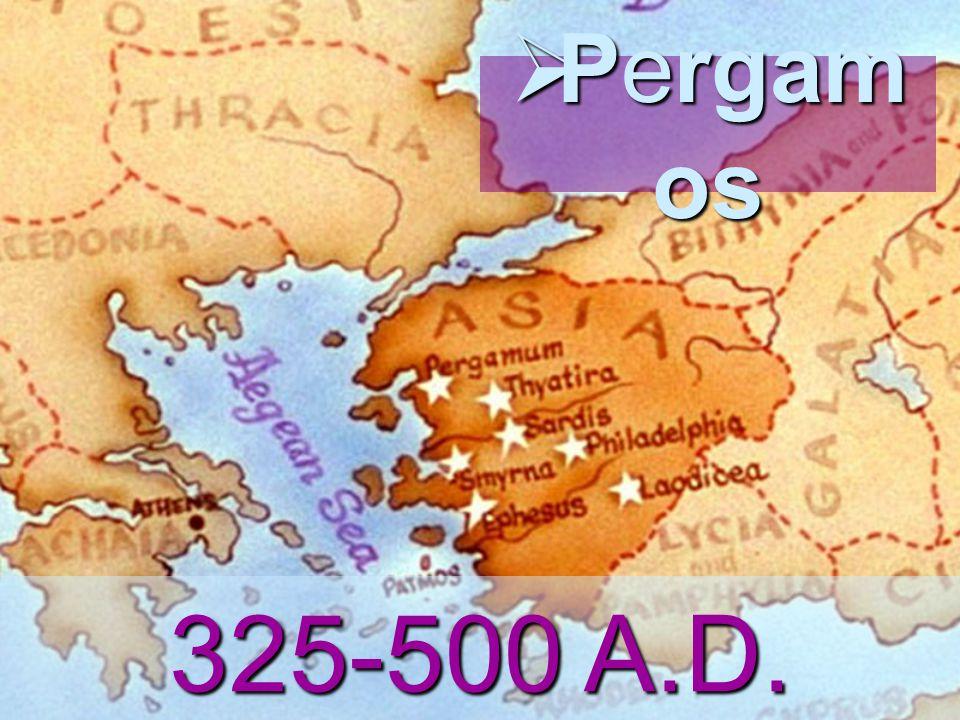  Pergam os 325-500 A.D.