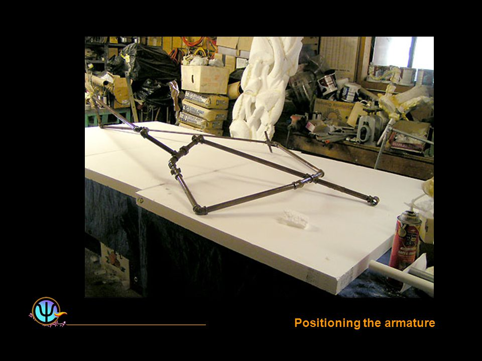 Positioning the armature