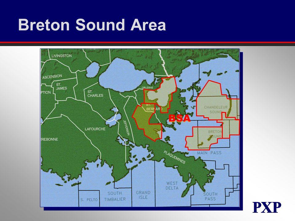 Breton Sound Area BSA