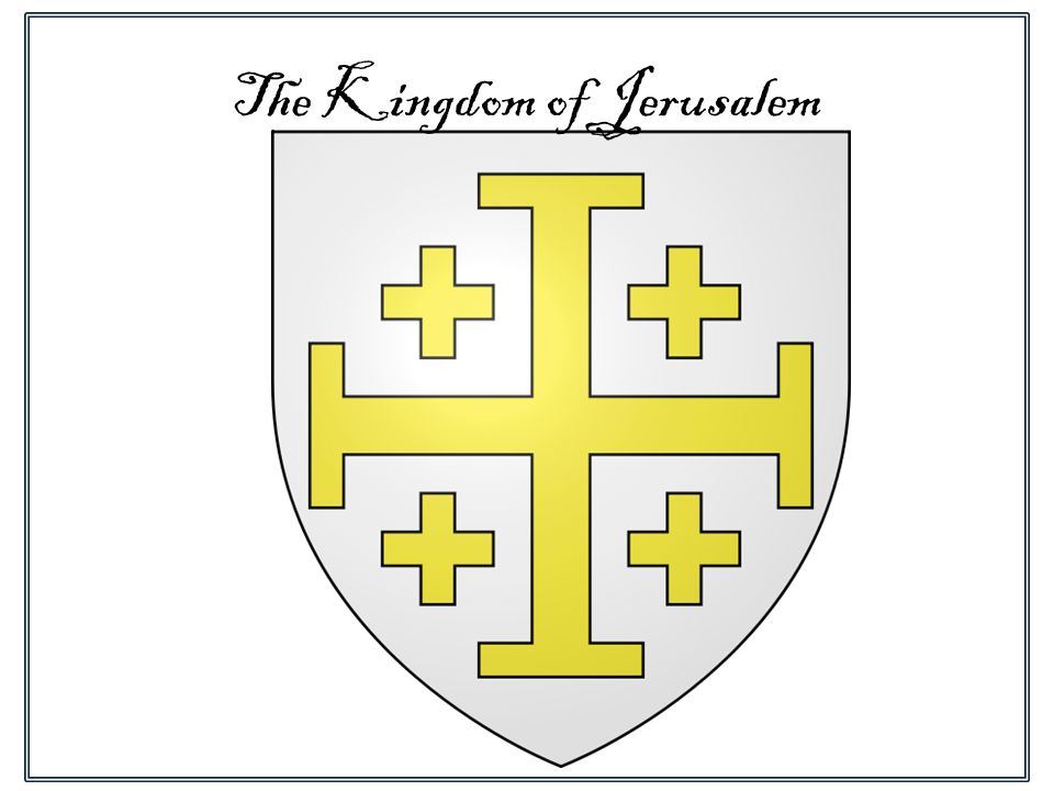 The Kingdom of Jerusalem