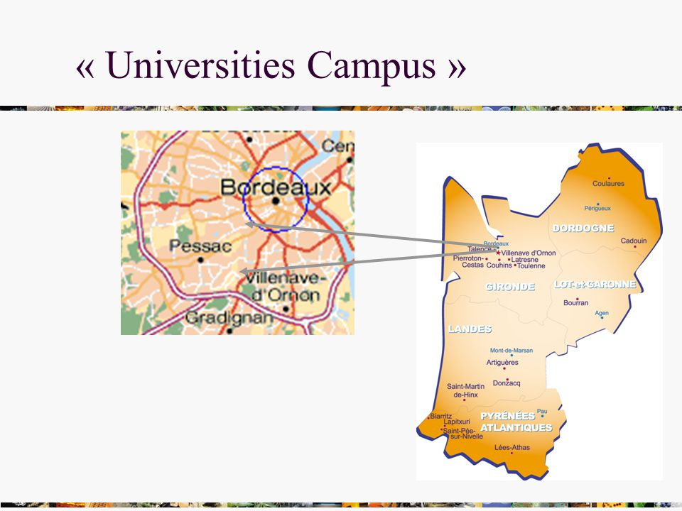 « Universities Campus »