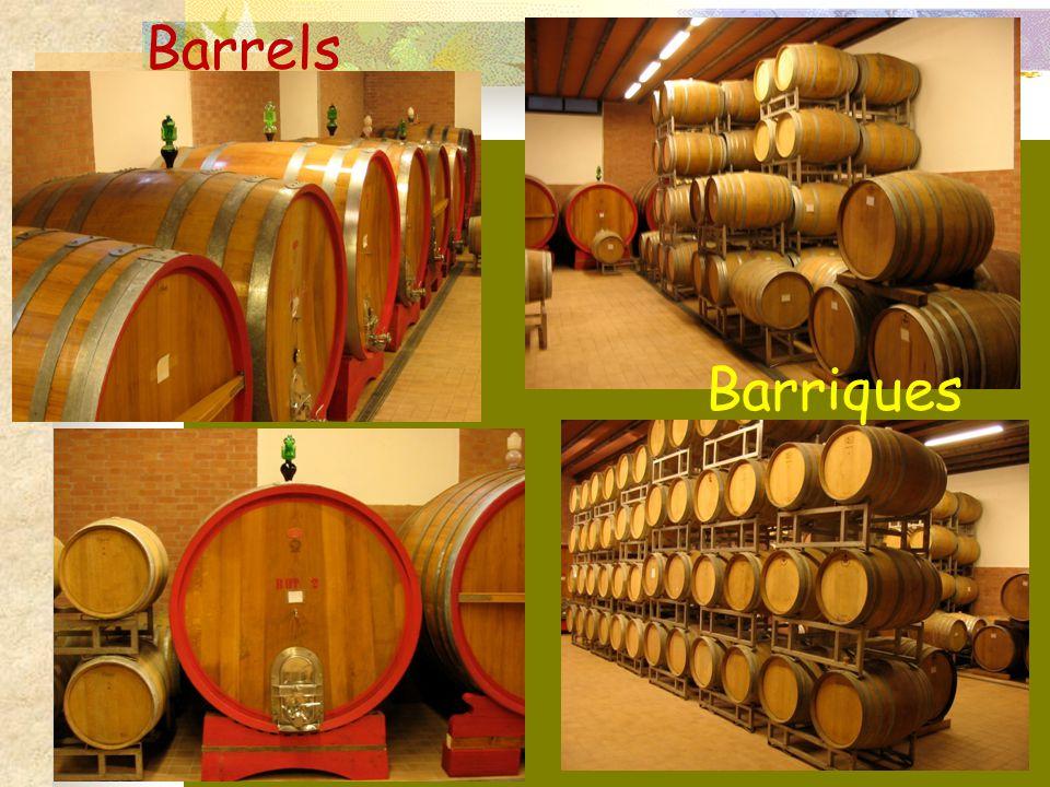Barrels Barriques