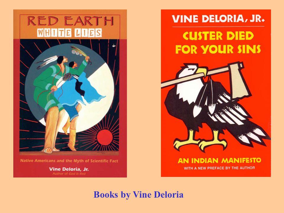 Books by Vine Deloria