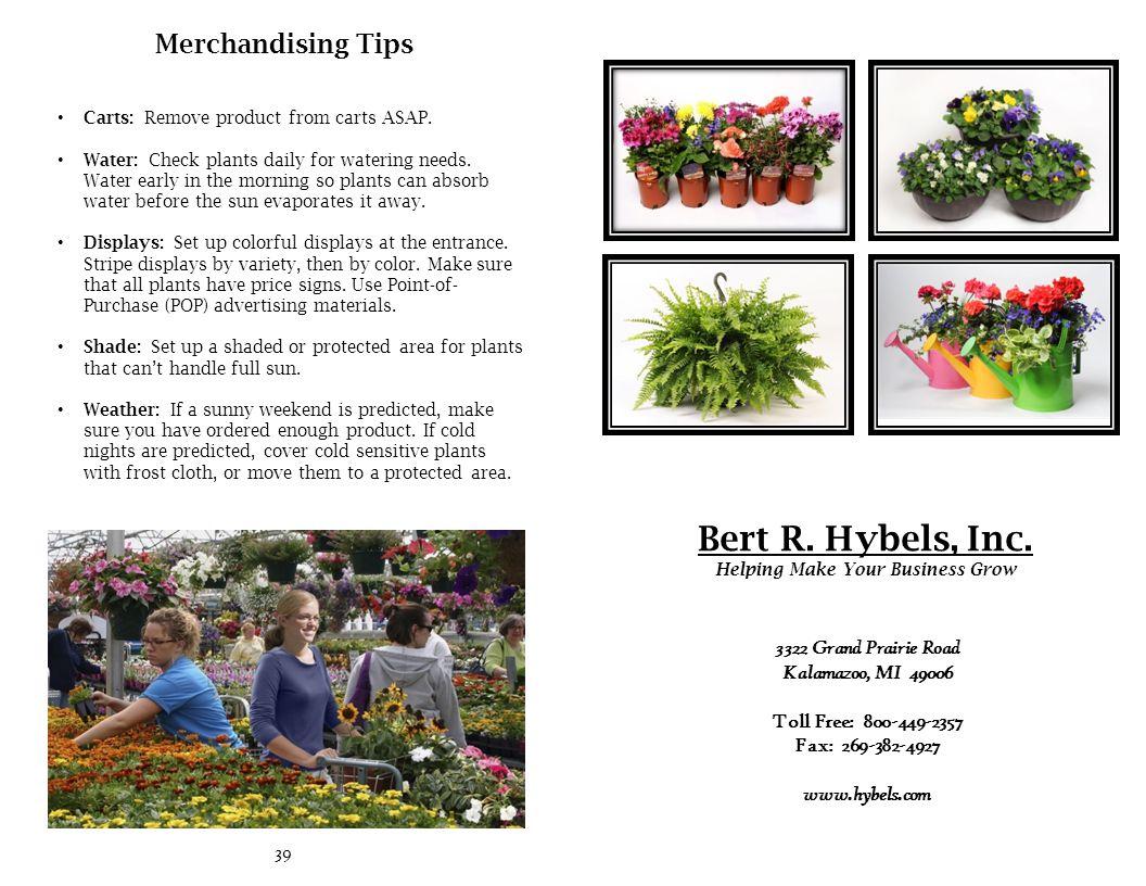 Bert R. Hybels, Inc.