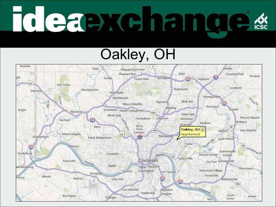 Oakley, OH