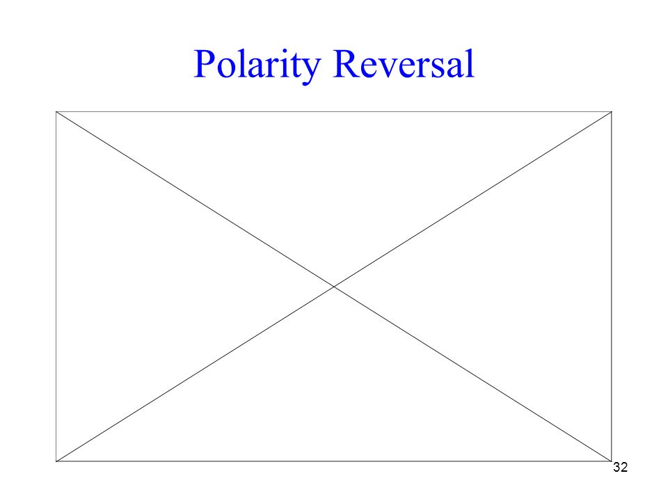 Polarity Reversal 32