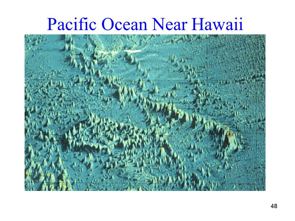 48 Pacific Ocean Near Hawaii