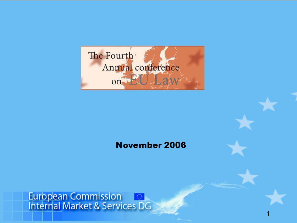 1 November 2006