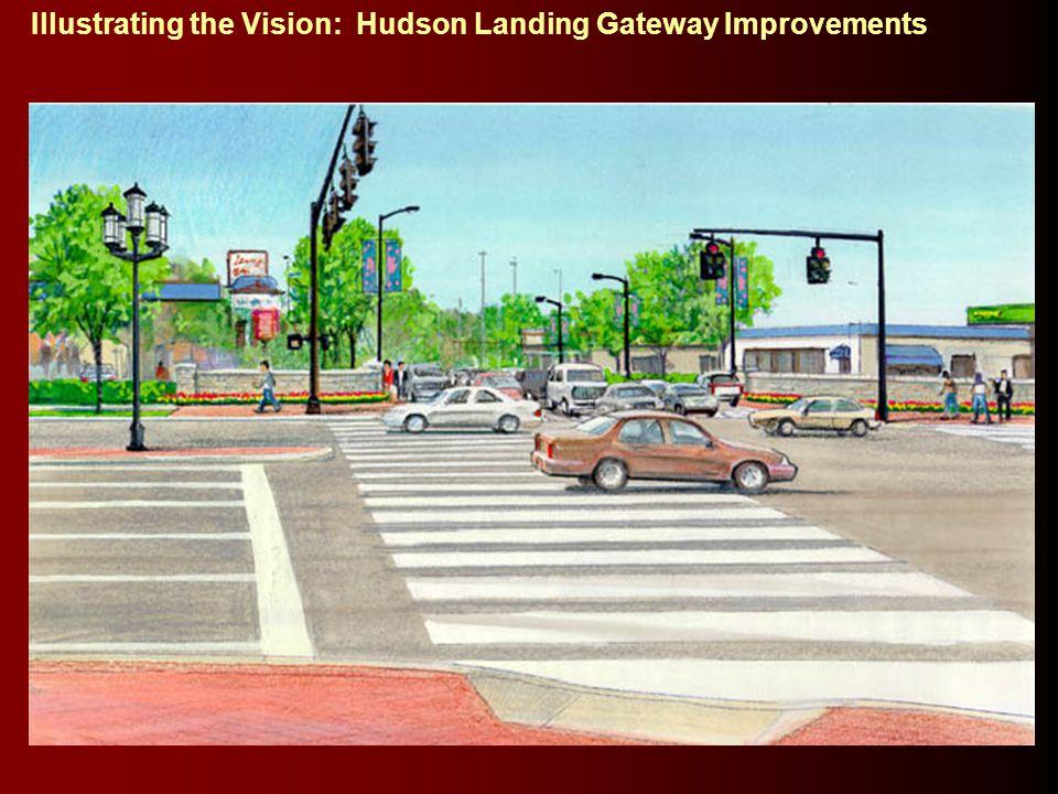 Illustrating the Vision: Hudson Landing Gateway Improvements