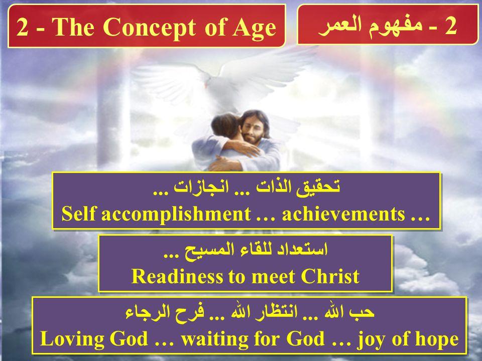 تحقيق الذات... انجازات... Self accomplishment … achievements … تحقيق الذات...