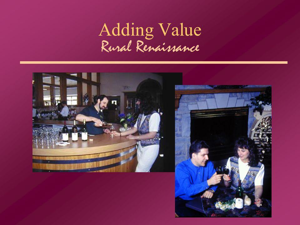 Adding Value Rural Renaissance