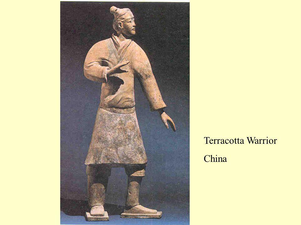 Terracotta Warrior China