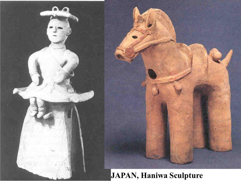 JAPAN, Haniwa Sculpture