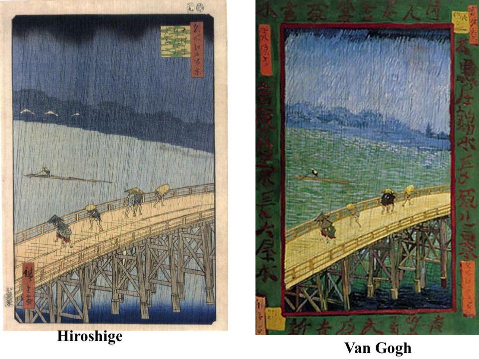 Hiroshige Van Gogh