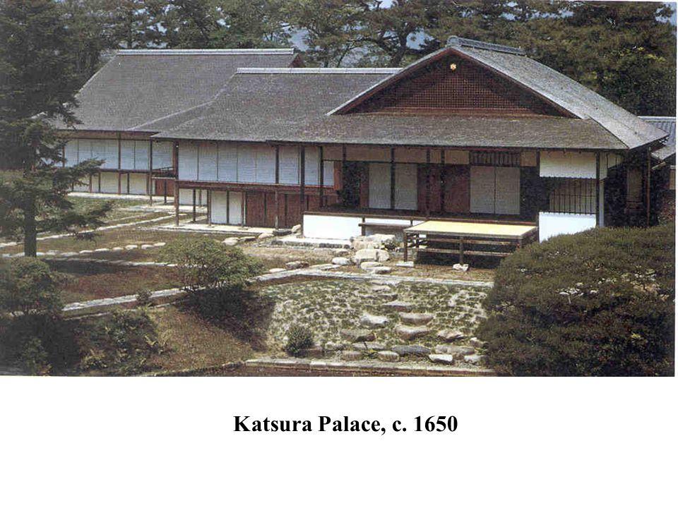 Katsura Palace, c. 1650