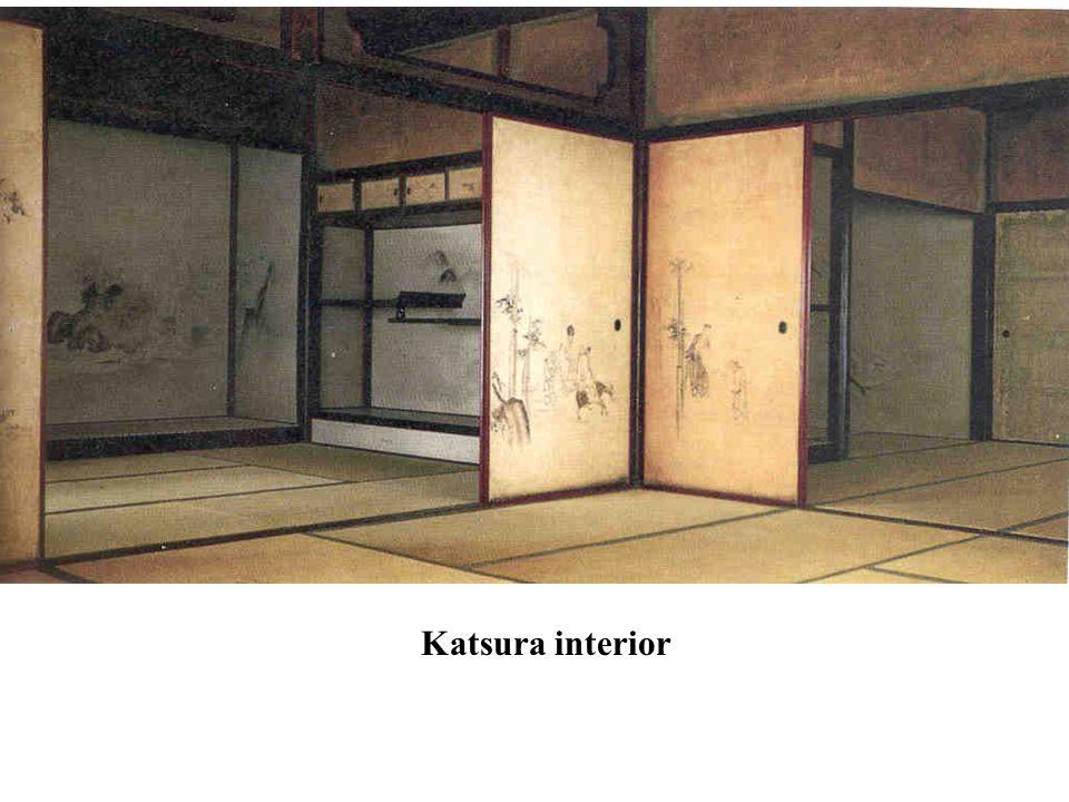 Katsura interior