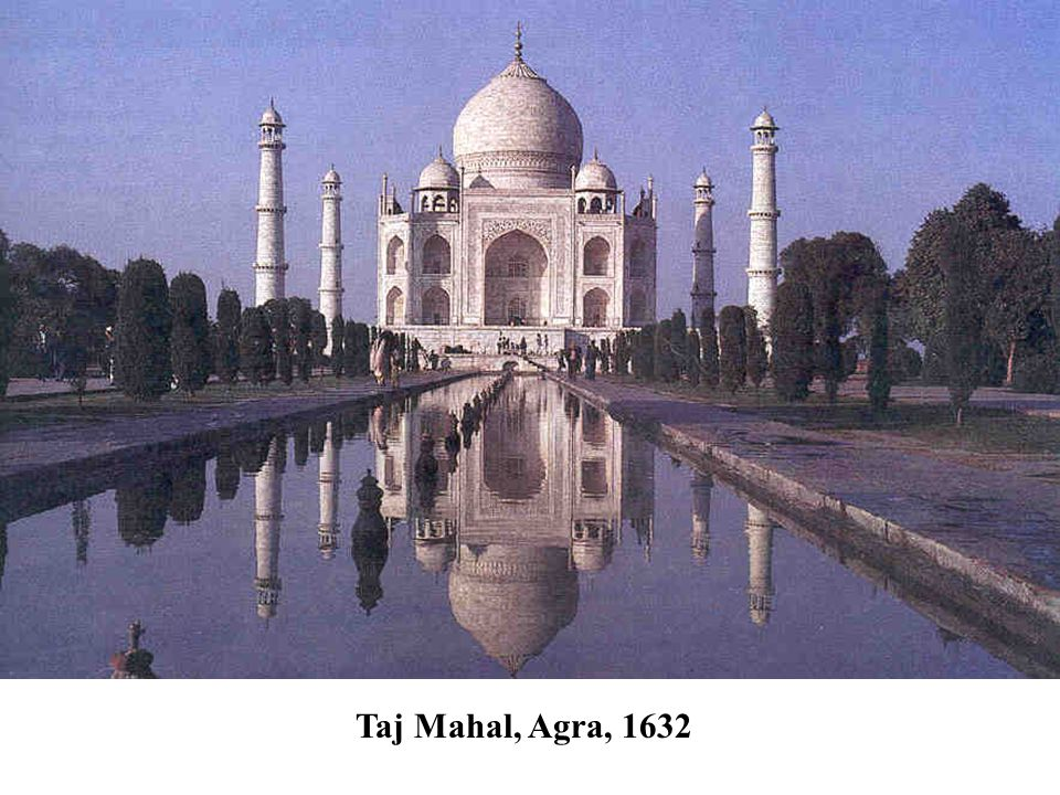 Taj Mahal, Agra, 1632